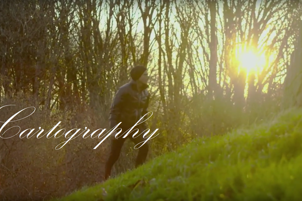 Short film Cartography, produced by Lauren McKean and Phillip Rainford